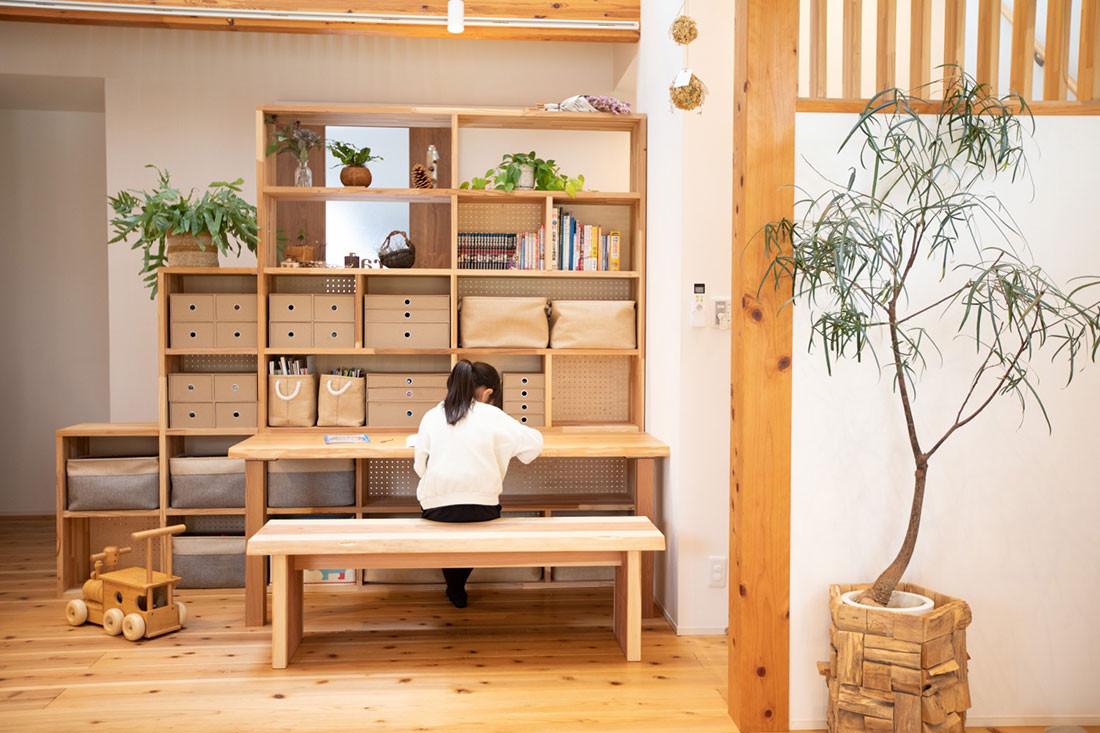 木のぬくもりを感じる建築士自邸【公開中】 アイキャッチ画像