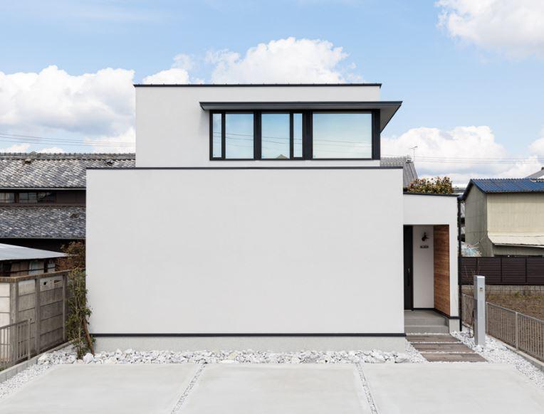 土間と中庭とつながる、ブルックリンスタイルのLDK アイキャッチ画像