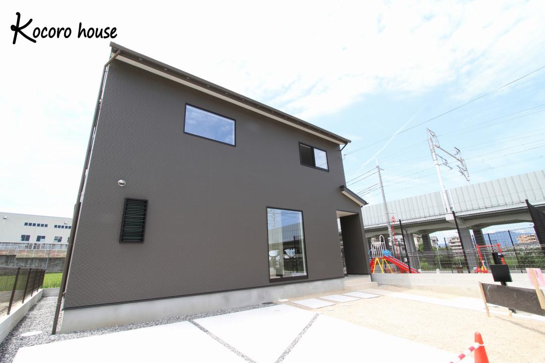 【Kocoro house】シンプルでぬくもり溢れる住まい アイキャッチ画像