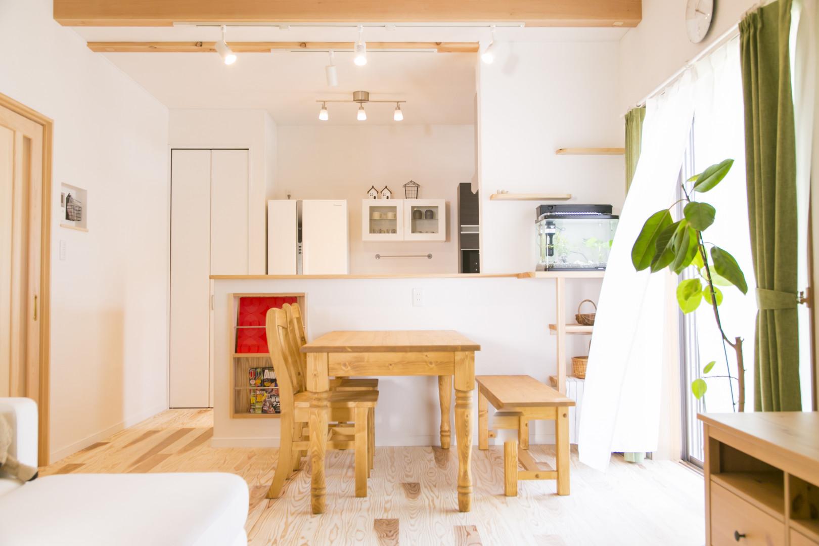 「家族の健康を第一に考えた自然素材にこだわる家」 アイキャッチ画像