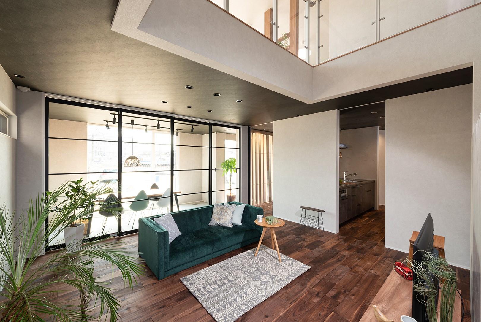 3階建ての超性能系デザイン住宅 アイキャッチ画像