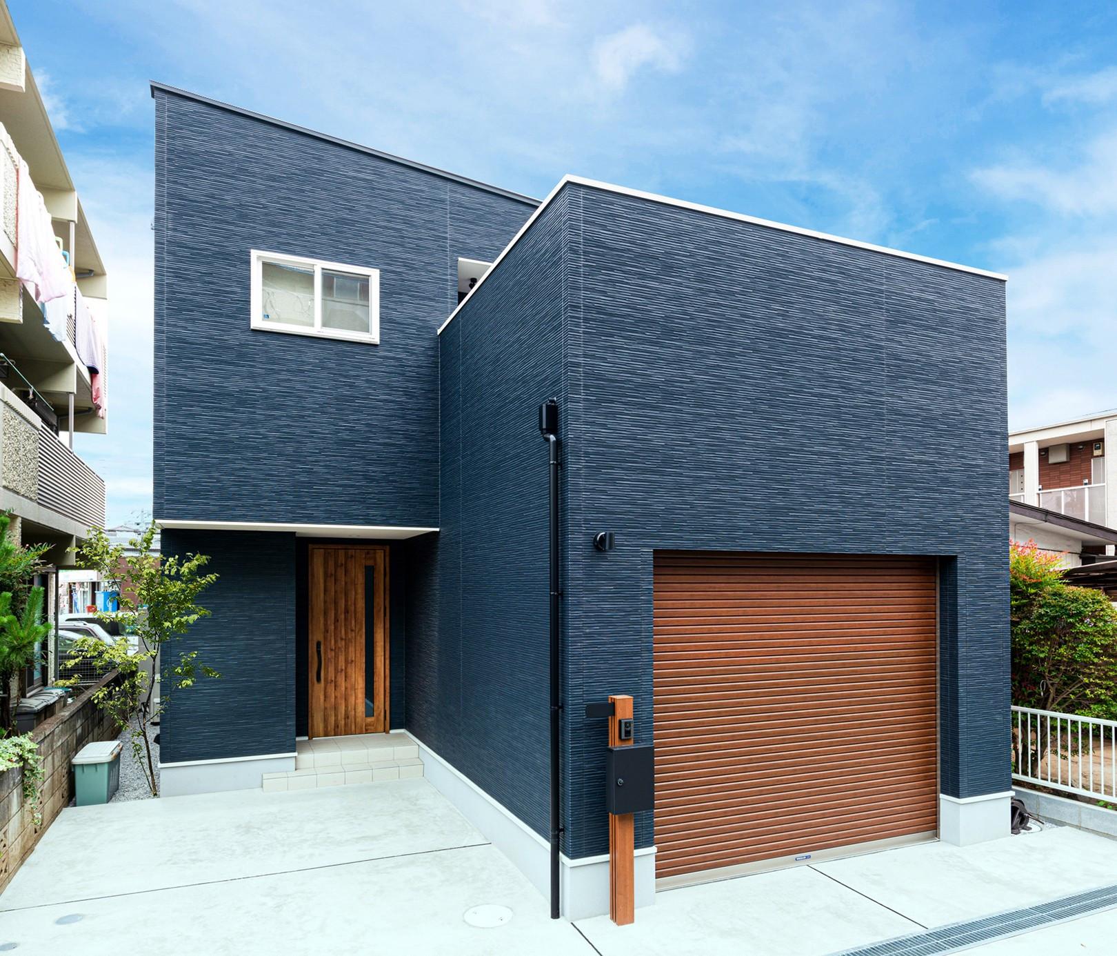 広々としたインナーガレージ&バルコニーのあるお家 アイキャッチ画像