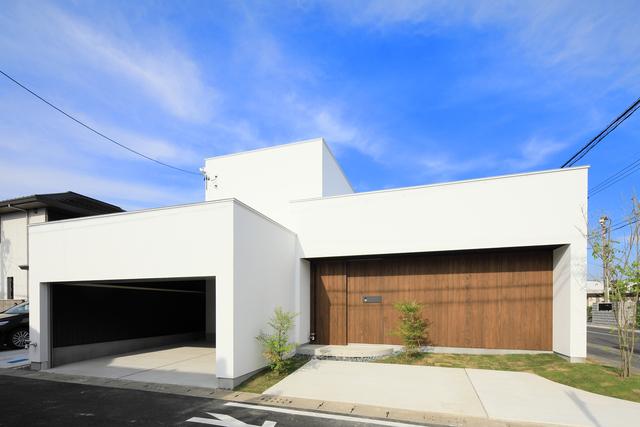 陽のあたる白い家 -A PLACE IN THE SUN- アイキャッチ画像