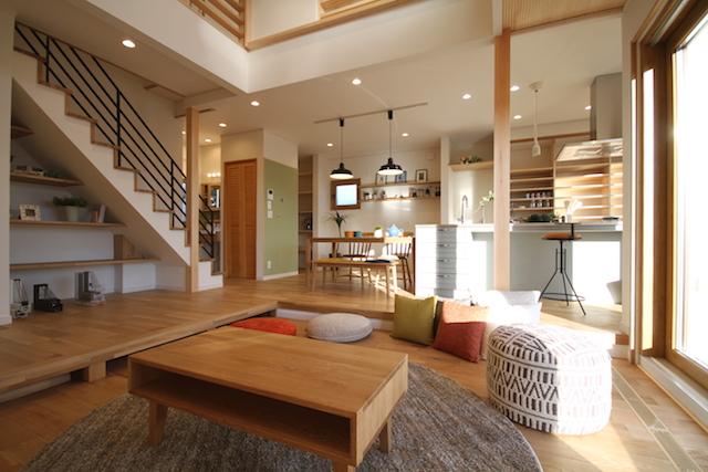 プラスエネルギーの雨楽な家 アイキャッチ画像