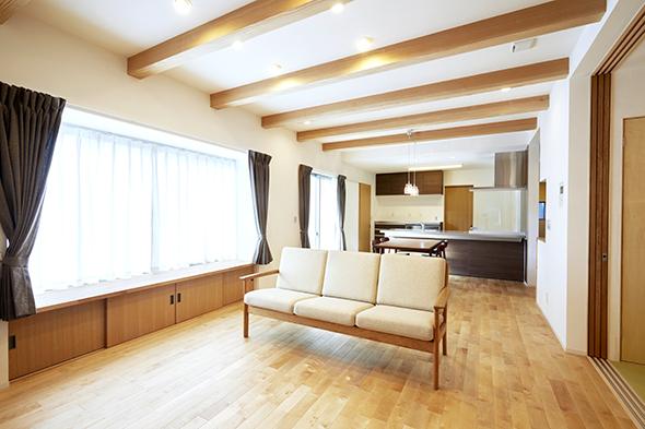 長良東の平屋 アイキャッチ画像