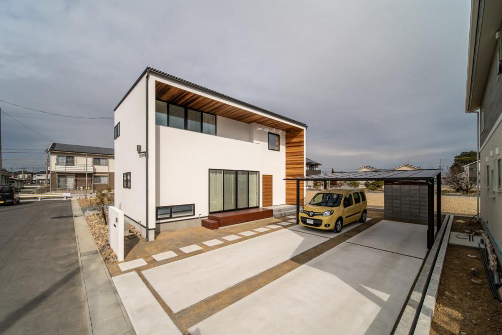 デザインと使い勝手を両立した機能美の家 アイキャッチ画像