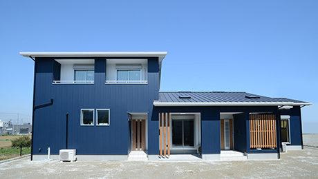 緩やかにつながる2世帯住宅 アイキャッチ画像