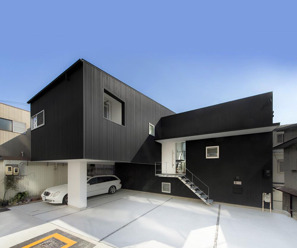 設計士とつくるビルトインガレージの家 アイキャッチ画像