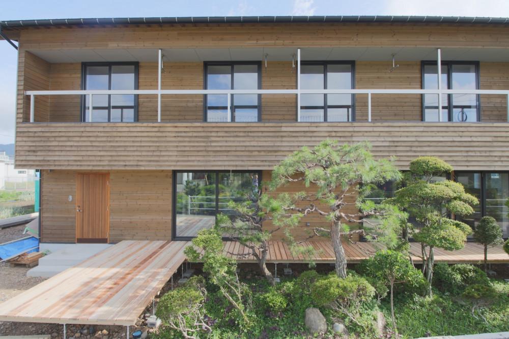 飛騨高山の木材を使ったZEHの家 アイキャッチ画像