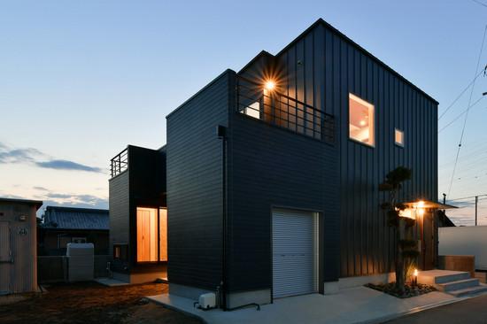大人カッコイイ西海岸スタイルの住宅 アイキャッチ画像
