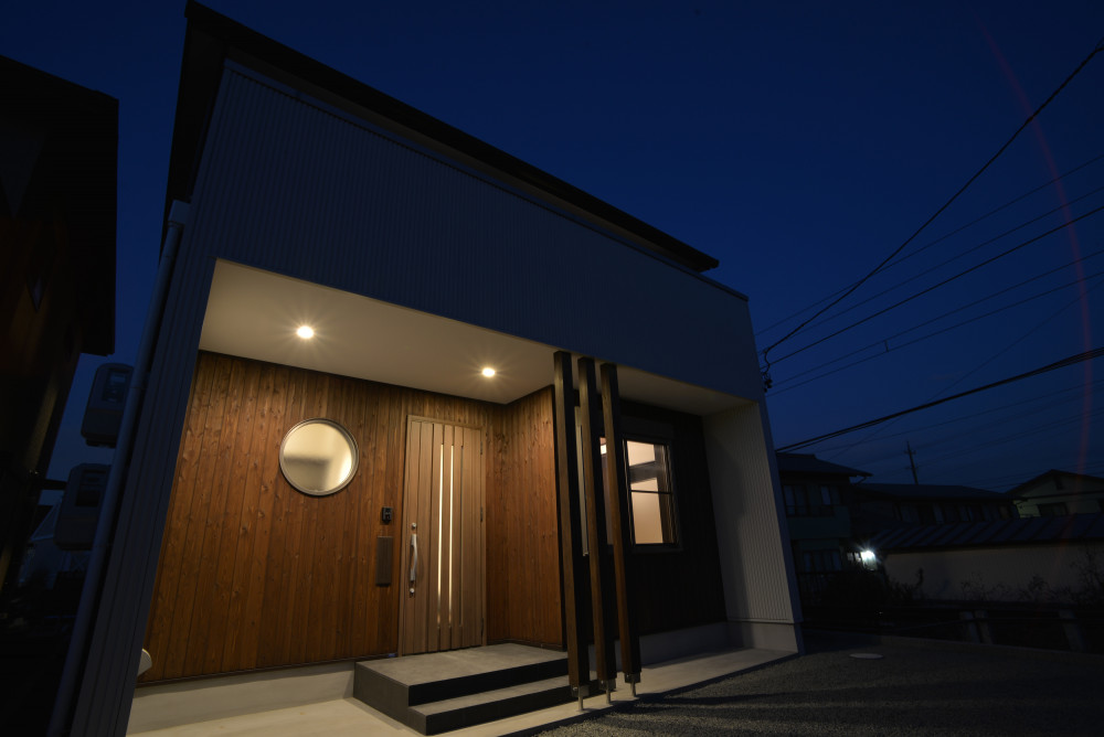 素材が美しいひだまりの家 アイキャッチ画像