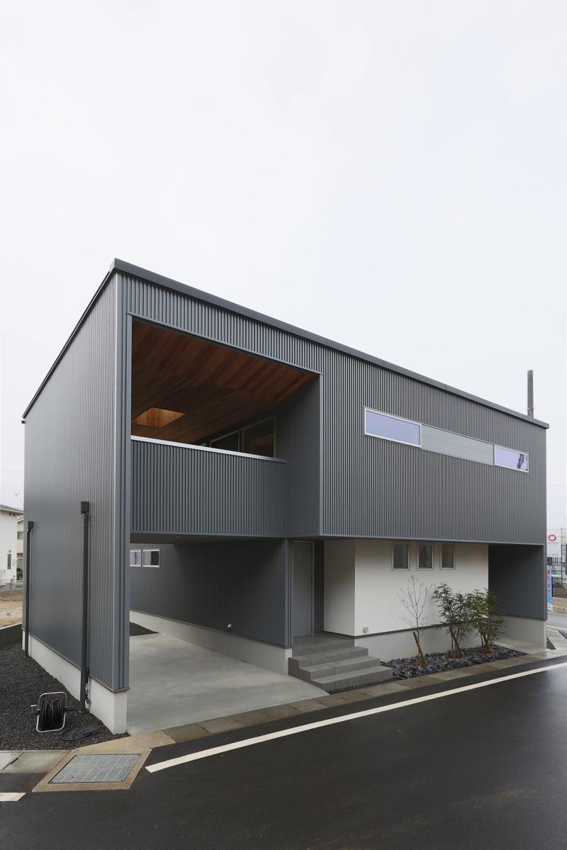 建築家と創るガレージハウス アイキャッチ画像