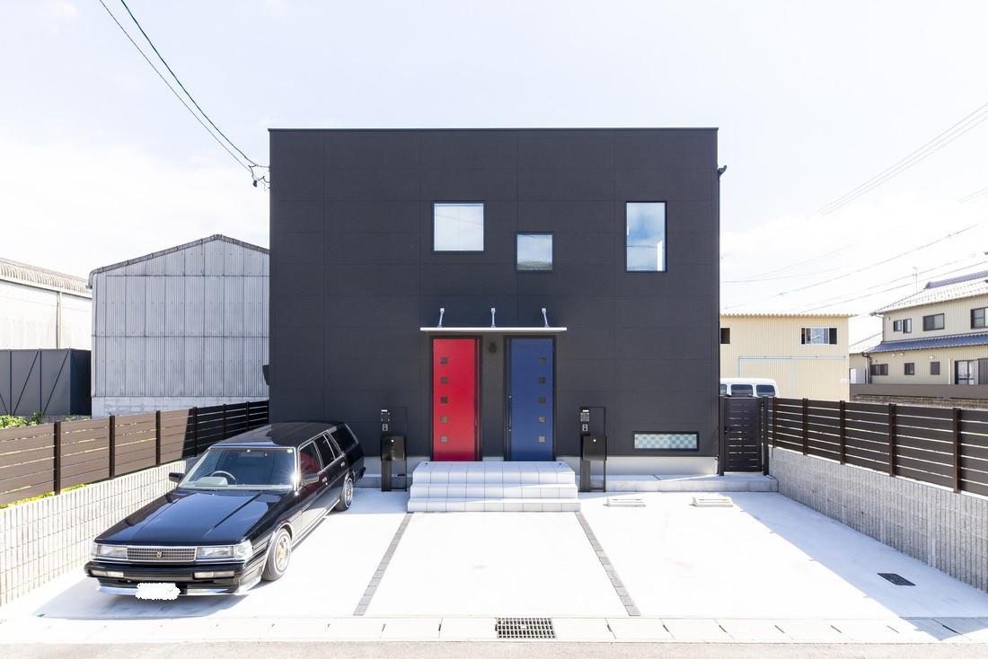 2000万円台で叶えた46.5坪のおしゃれな二世帯住宅! アイキャッチ画像