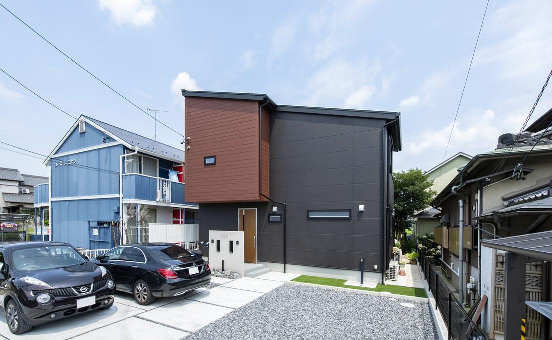 玄関が一つでもお互いが自然体で暮らせる二世帯住宅 アイキャッチ画像