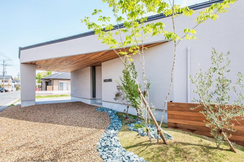 モデルハウスオープン~五感を大切にした中庭のある家~ アイキャッチ画像