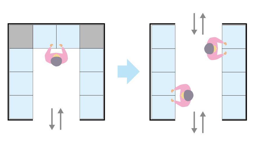 【家づくりコラム】「使いにくい」収納と「使いやすい」収納。―第一話― アイキャッチ画像