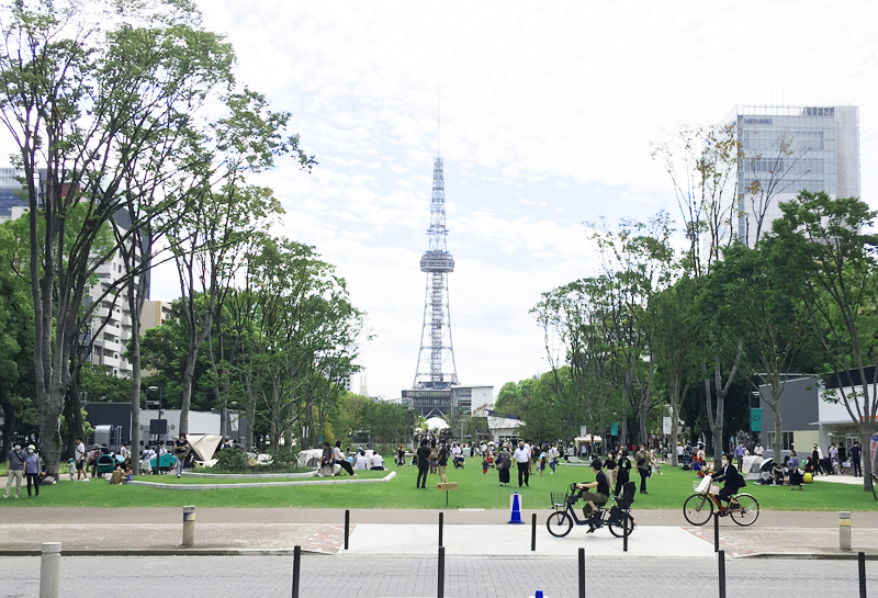 日本最大級のPark-PFI「Hisaya-odori Park」が誕生![Part.1] アイキャッチ画像