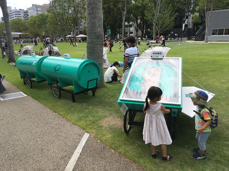日本最大級のPark-PFI「Hisaya-odori Park」が誕生![Part.2] アイキャッチ画像